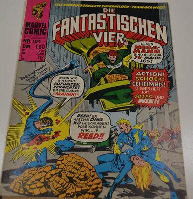 Hit Comics die Fantastischen Vier Nr. 104 (C132)