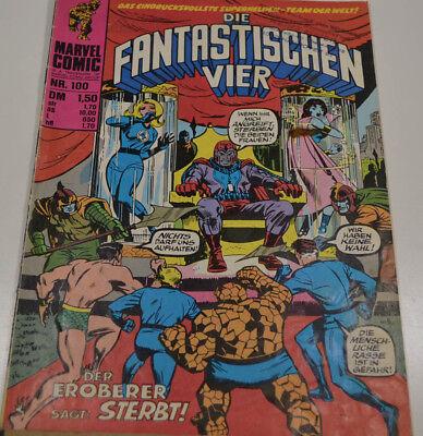 Hit Comics die Fantastischen Vier Nr. 100 (C131)