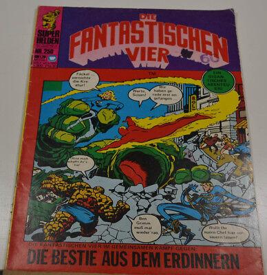 HIT Comics Die Fantastischen Vier Nr. 250 (C125)