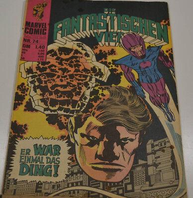 Hit Comics die Fantastischen Vier Nr. 74 (C130)