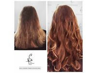RUSSIAN HAIR EXTENSIONS CAMBRIDGESHIRE*NEW SYSTEM OF BIO BONDS*INSTANT QUOTE*£50 off*07738292426