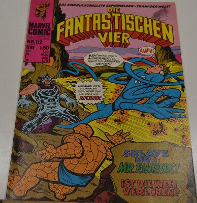 Hit Comics die Fantastischen Vier Nr. 112  (C133)