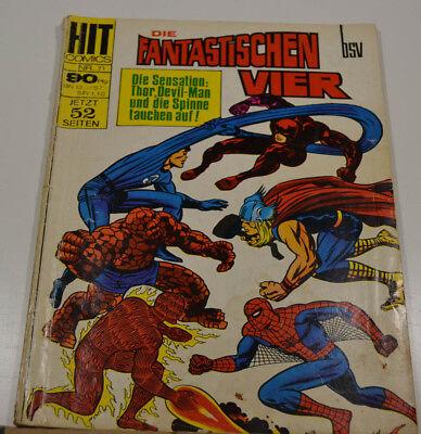 Hit Comics die Fantastischen Vier Nr. 73 (C129)