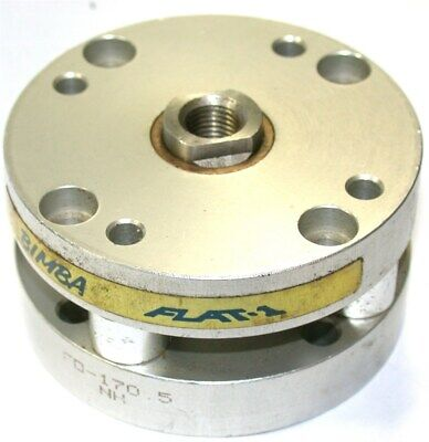 Bimba 12 Stroke 1 12 Bore Pancake Air Cylinder Fo-170.5