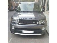 Range Rover Sport 2012 Autobiography 4.2SC LPG (2005/55) GREY