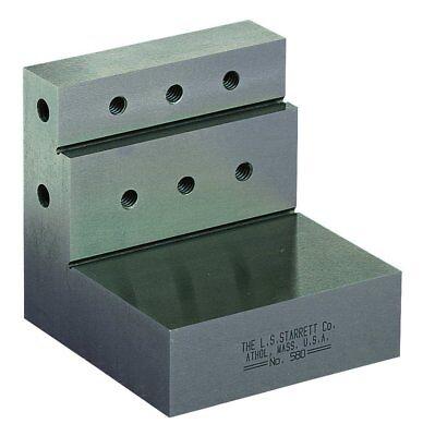 Starrett 580 Precision Angle Plate In Stock