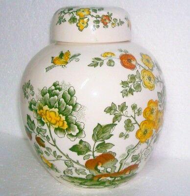 Mason's Manchu Pattern Ginger Jar Vintage Item