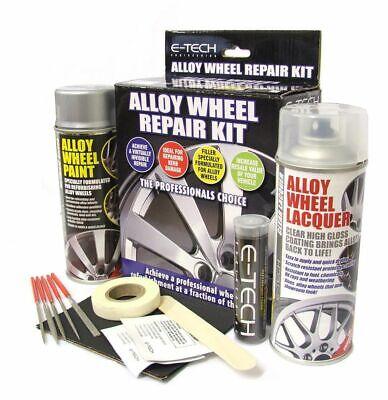 ACar Professional DamagedWheel Rim Refurbishment Restore Alloy Wheel Repair Kit