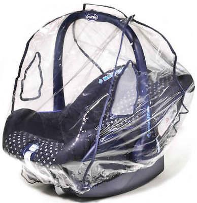 Regenschutz für Babyschale Regenhaube Regenverdeck