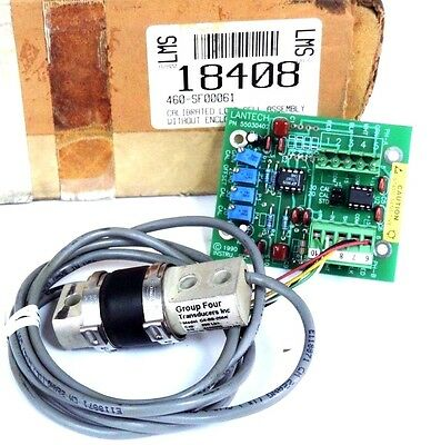 Lantech 460-sf00061 Load Cell Assembly Pn 55030402 460sf00061