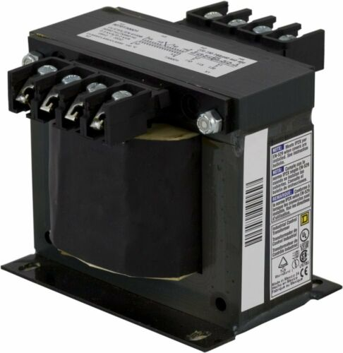 Square D 9070T300D50 Type T Industrial Control Transformer
