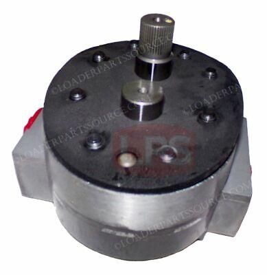 John Deere Ct322 Compact Track Loader Single Gear Pump Jd082106