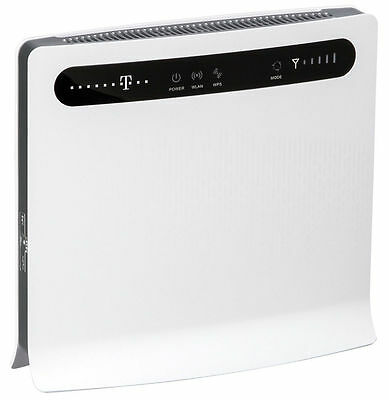 Telekom Speedport LTE II /2 Huawei B593s-12 300 Mbit/s Router Simlockfrei LTE2