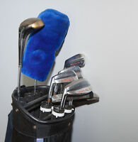 Ensemble 7 batons de golf Spalding: Homme Gaucher