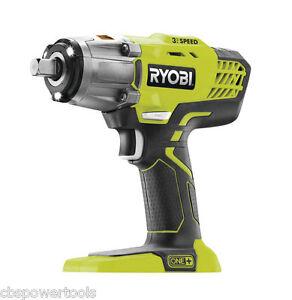 Ryobi R18IW3-0 One+ 18V Impact Wrench R18IW3
