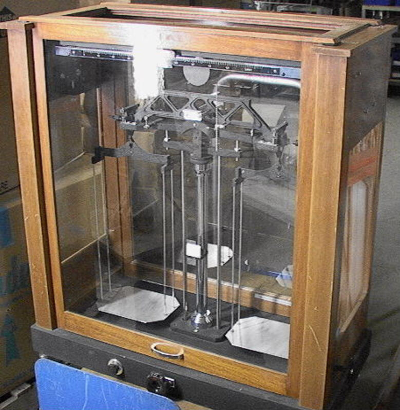 Big Classic Voland Precision Balance Model 1115-CD 1 mg