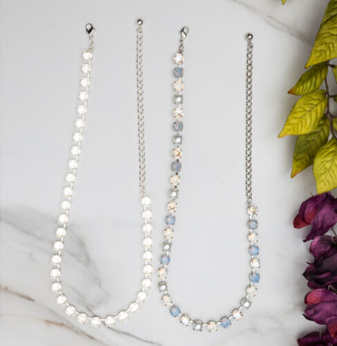 8.5mm | Classic 33 Setting DIY Necklace Base | Three Pieces (EN 204)
