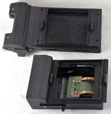 Mamiya Universal Press or Polaroid 600SE #545 CB70 ADAPTER PLATE feet 4x5 MUP