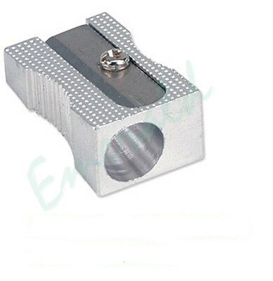 24 x Quality Metal Pencil Sharpeners - Same Day Dispatch