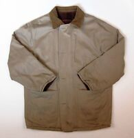 --- G2000 COTTON '3/4 Length Barn Jacket Sz. LARGE' ---