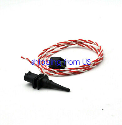 EXTERNAL AIR AMBIENT TEMPERATURE TEMP SENSOR For BMW E46 E39 E38 X3 X5 M5 M6 Z4