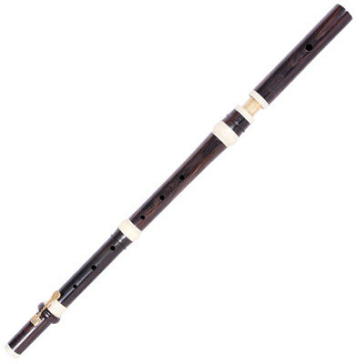 Baroque Flute Carlos Palanca, Reproduction of 1765 Tunable head joint 415 to 440