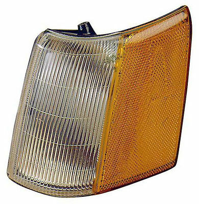 Jeep Grand Cherokee Corner Light - Fits 93-98 Jeep Grand Cherokee Corner Light Turn Signal Lamp Left Driver Side -