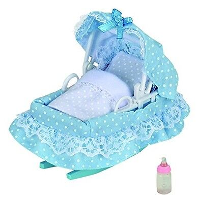 Sylvanian Families Doll Accessory Furniture Baby & Child Room Cradle Set (Baby Doll Furniture Sets)