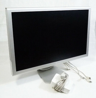 "Apple Cinema HD Display 23"" with Original 90W Power Adapter (Local Pickup Only)"