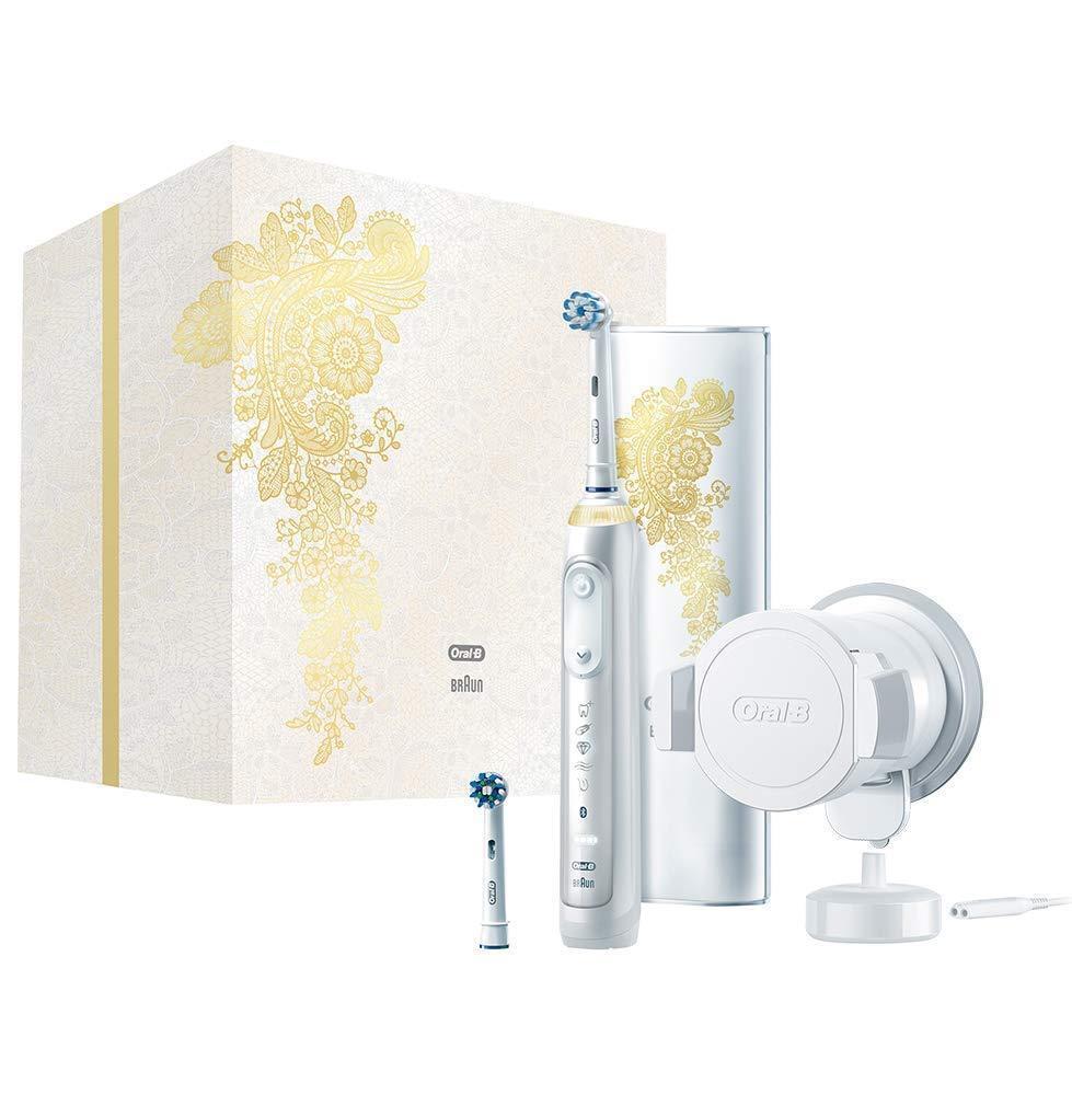 Neu Braun Oral-B Genius 10000 Premium Elektrische Zahnbürste aus Japan Babyhaar