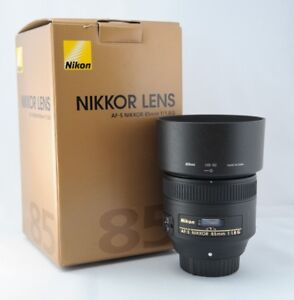 Nikon 85mm 1.8G New condition!