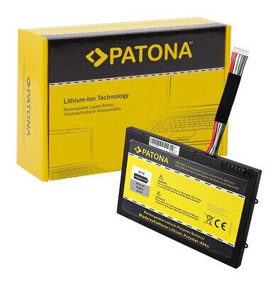 Batteria 14,8V 4250mAh li-polymer per Dell Alienware M11X,M11X R2,M11X R3