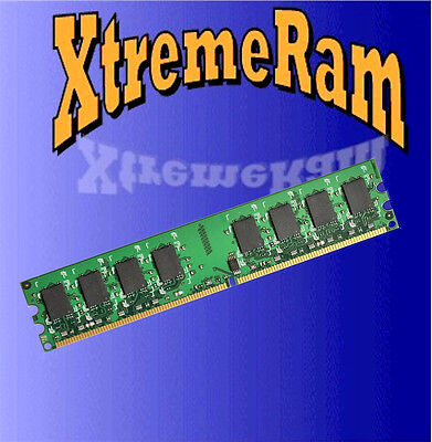 2GB DDR2 PC4200 PC2-4200 533 Mhz LOW DENSITY Desktop Memory 2 GB PC 4200 RAM **