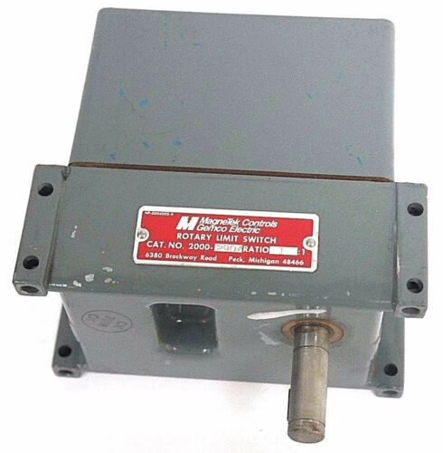 MAGNETEK CONTROLS GEMCO ELECTRIC 200-2904 ROTARY LIMIT SWITCH RATIO: 1:1