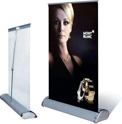 A3 11 X17 Mini Table Top Retractable Trade Show Display Banner Stand 50 Pack