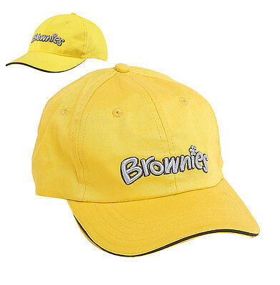 Kids OFFICIAL Brownie Cap ( One Size Fits All - 100% Cotton New Baseball Cap ()