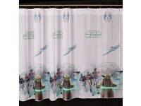 FANTASTIC net curtains STAR WARS 150x163cm, 148x250cm, BRAND NEW