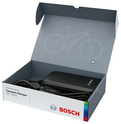 Bosch Compact Charger - 2A, 100-240V, USA, Canada, BDU2XX BDU3XX