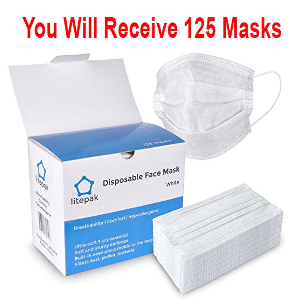 disposable face masks medical