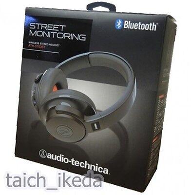 Audio Technica Bluetooth Ver.3.0+EDR Wireless Stereo Headset ATH-S700BT