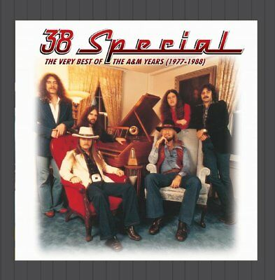 (The Very Best of the A&M Years 1977-1988 Rmst ed. Remastered.38 Special Audio CD)