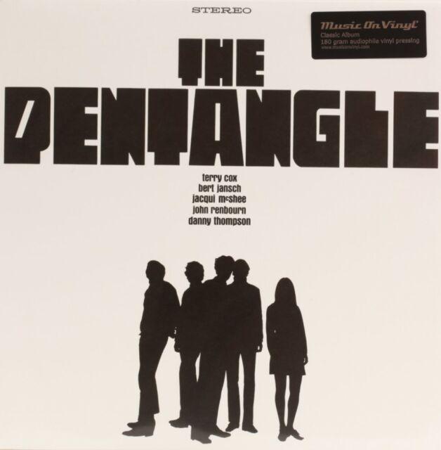 The Pentangle  The Pentangle Vinyl Record