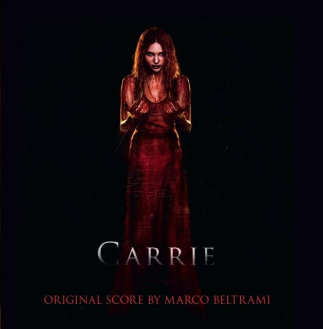 MARCO BELTRAMI Carrie OST 180gm RED Vinyl LP LIMITED 2013 NEW & SEALED MoV