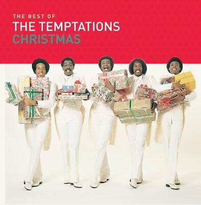 Best of Temptations Christmas by The Temptations (CD Oct-2001 Motown) (The Temptations The Best Of The Temptations Christmas)
