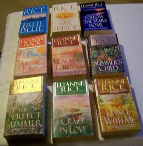 16 LUANNE RICE PLUS LOTS MORE
