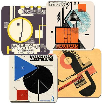 Bauhaus Poster Bauhaus Ausstellung Weimar 1923 by Farkas Molnar