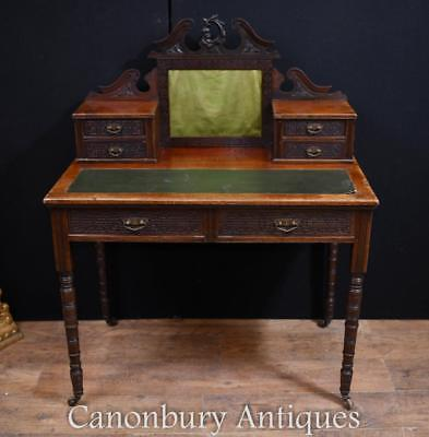 Antique French Ladies Desk Bureau Plat Circa 1890