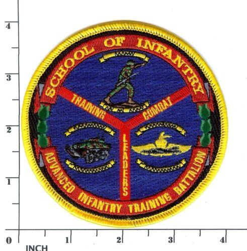 USMC School of Infantry PATCH Advanced Infantry Training Battalion ! AIT Marines