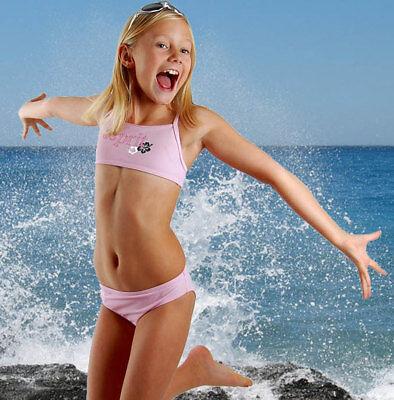 ESPRIT Mädchen Bustier Bikini Rosa 92/98 K620