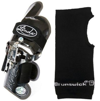 Linds Wrist Wizard Plus Bowling Ball Wrist Brace & Glove Liner Right Hand Medium